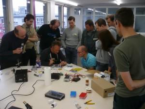 Dingfabrik Workshop 2012-10-14