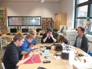 Workshop Elisabeth-von-Thüringen-Gymnasium 2012-10-13